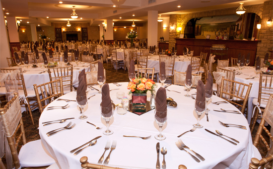 Reception and Banquet Room